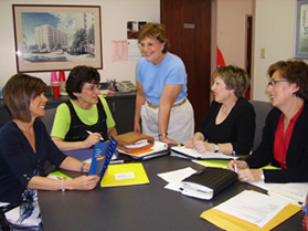 NCJW St. Louis advocacy work