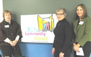 NCJW St. Louis project - Kids Community Closet